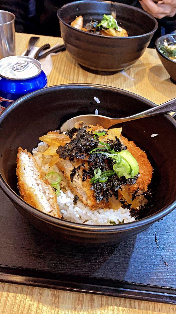 Rice bowl in South Korea